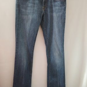 Luck Brand Girls Jeans Size 4/27- E4